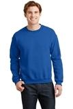 Heavy Blend Crewneck Sweatshirt Royal Thumbnail
