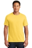 50/50 Cotton / Poly T-shirt Island Yellow Thumbnail