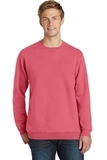 Essential Pigment-Dyed Crew-Neck Sweatshirt Fruit Punch Thumbnail
