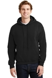 Heavyblend Hooded Sweatshirt Black Thumbnail