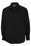 Spread Collar Dress Shirt Black Thumbnail