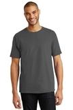 Tagless 100 Comfortsoft Cotton T-shirt Smoke Grey Thumbnail