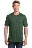Sport-Tek PosiCharge Competitor Cotton Touch Tee Forest Green Thumbnail