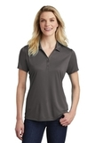 Women's Competitor Polo Iron Grey Thumbnail