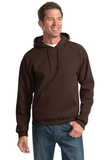 Pullover Hooded Sweatshirt Chocolate Thumbnail