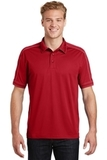 Sport-tek Contrast Stitch Micropique Polo True Red Thumbnail