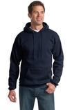 Tall Ultimate Pullover Hooded Sweatshirt Navy Thumbnail