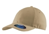 Flexfit Garment Washed Cap Khaki Thumbnail