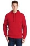 Pullover Hooded Sweatshirt True Red Thumbnail