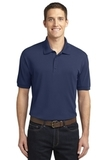 5-in-1 Performance Pique Polo True Navy Thumbnail