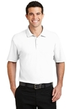 Silk Touch Interlock Performance Polo White Thumbnail