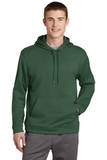 Performance Hooded Pullover Forest Green Thumbnail