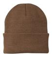 Knit Cap Brown Thumbnail