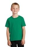 Youth 5.5-oz 100 Cotton T-shirt Kelly Thumbnail