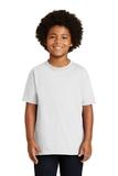 Youth Ultra Cotton 100 Cotton T-shirt White Thumbnail