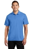 Micropique Performance Polo Shirt Blue Lake Thumbnail