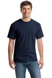 Heavy Cotton 100 Cotton T-shirt Navy Thumbnail
