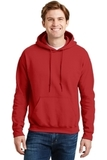 Ultrablend Pullover Hooded Sweatshirt Red Thumbnail
