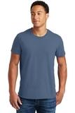 Ring Spun Cotton T-shirt Denim Blue Thumbnail