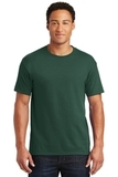 50/50 Cotton / Poly T-shirt Forest Green Thumbnail