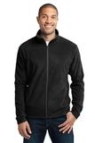 Microfleece Jacket Black Thumbnail