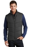 Puffy Vest Black with Black Thumbnail