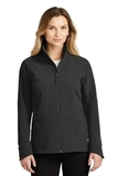 Women's The North Face Tech Stretch Soft Shell Jacket TNF Black Thumbnail