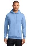 7.8-oz Pullover Hooded Sweatshirt Light Blue Thumbnail