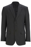Men's Redwood & Ross Synergy Washable Suit Jacket 2-button Steel Grey Thumbnail