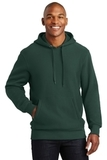 Super Heavyweight Pullover Hooded Sweatshirt Dark Green Thumbnail