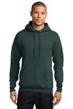 7.8-oz Pullover Hooded Sweatshirt Dark Green Thumbnail