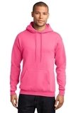 7.8-oz Pullover Hooded Sweatshirt Neon Pink Thumbnail