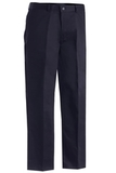 Men's Flat Front Chino Pant Navy Thumbnail