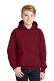 Hooded Sweatshirt Cardinal Red Thumbnail