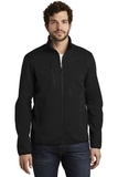 Eddie Bauer Dash Full-Zip Fleece Jacket Black Thumbnail