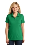 Women's Dry Zone UV MicroMesh Polo Bright Kelly Green Thumbnail