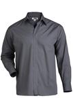 Men's Cafe Shirt Dark Grey Thumbnail