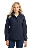 Women's All-season II Jacket True Navy with Iron Grey Thumbnail