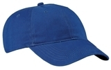 Brushed Twill Low Profile Cap Royal Thumbnail