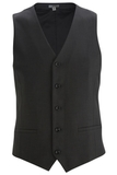 Men's Redwood & Ross Synergy Washable Suit Vest Steel Grey Thumbnail