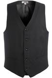 Men's Redwood & Ross Synergy Washable Suit Vest Black Thumbnail