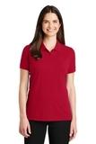 Women's EZ-Cotton Polo Apple Red Thumbnail