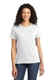 Women's Essential T-shirt White Thumbnail