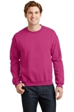 Heavy Blend Crewneck Sweatshirt Heliconia Thumbnail