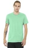 BELLACANVAS Unisex Jersey Short Sleeve Tee Mint Thumbnail