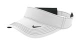 Nike Golf Dri-fit Swoosh Visor White Thumbnail