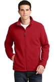 Value Fleece Jacket True Red Thumbnail
