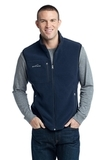 Eddie Bauer Fleece Vest River Blue Thumbnail