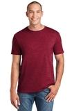 Softstyle Ring Spun Cotton T-shirt Antique Cherry Red Thumbnail