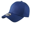 New Era Structured Fitted Cotton Cap Royal Thumbnail